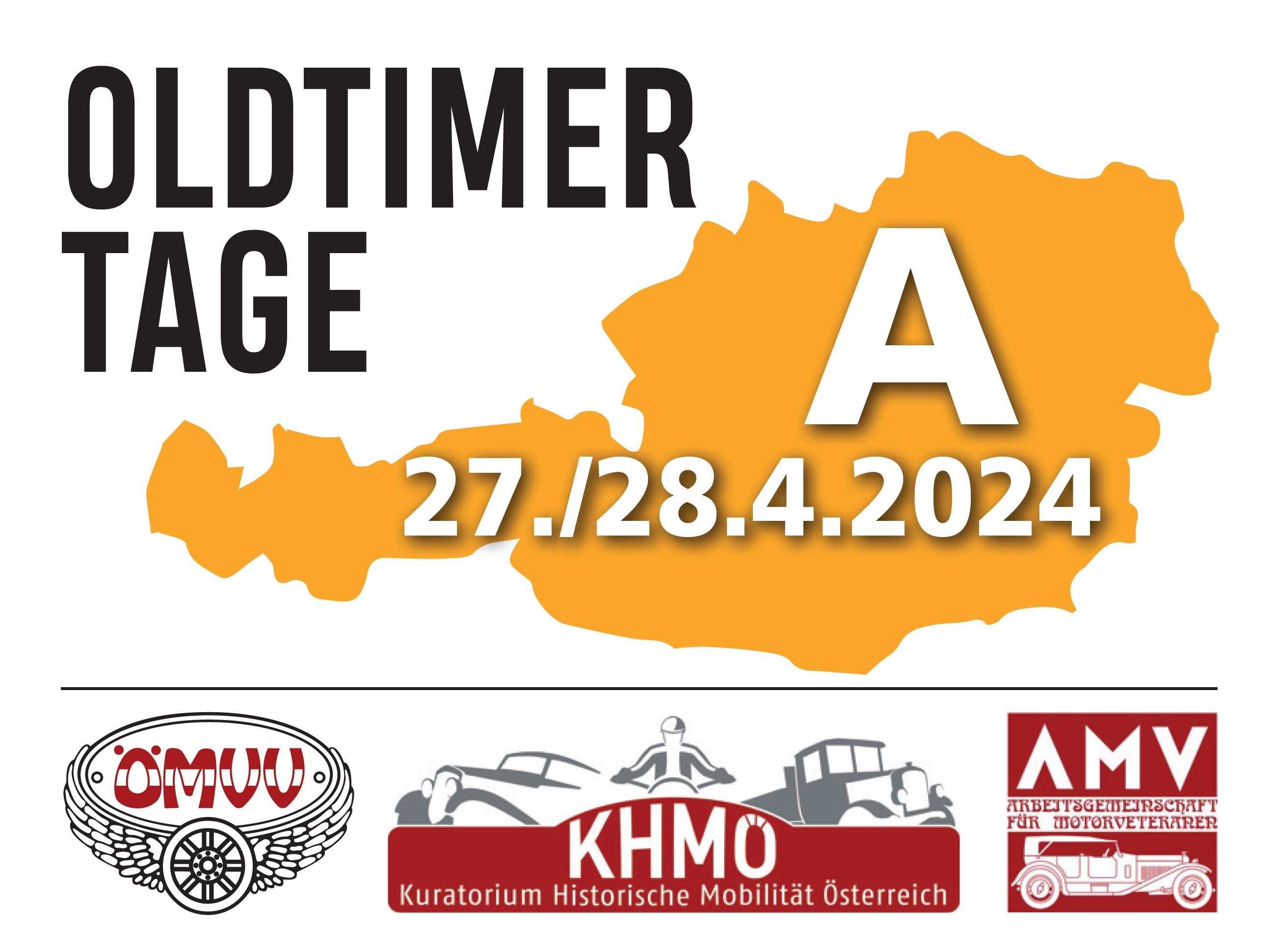 Oldtimertage Logo